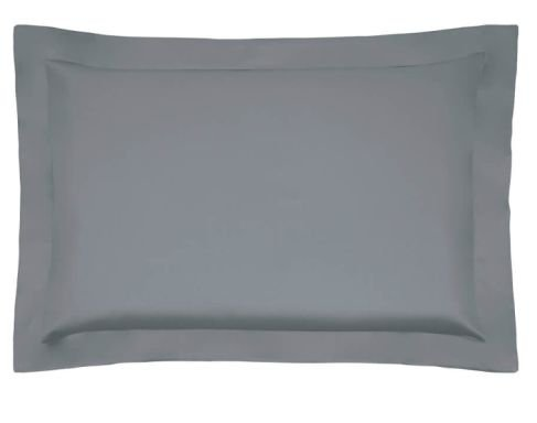 Fronha Satinee 50x90 cm - Silver - Kacyumara