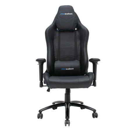 Cadeira Office Pro Gamer G-Force Preto E Azul