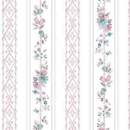 Tecido Estampado Art Decor - Diana Rosa