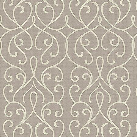 Tecido Estampado Art Decor - Ester Fendi 002