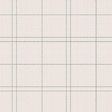 Tecido Estampado Art Decor - Marcela Cinza 511