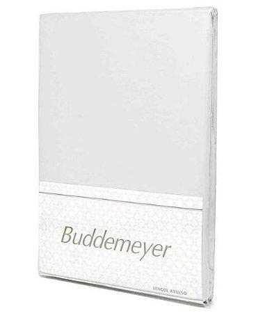 Lençol C/ Elástico Branco - Queen - Buddemeyer