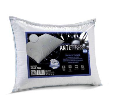 Travesseiro Antistress - Branco - Altenburg