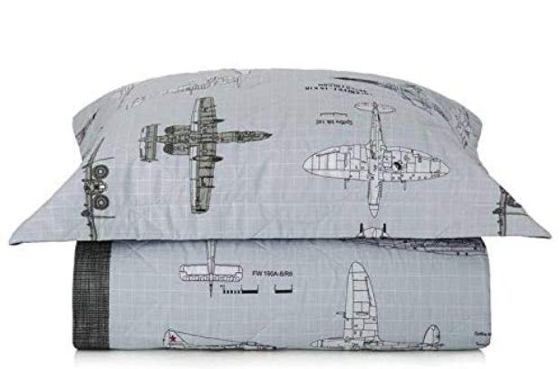 Cobre Leito Aero - Solteiro - Karsten