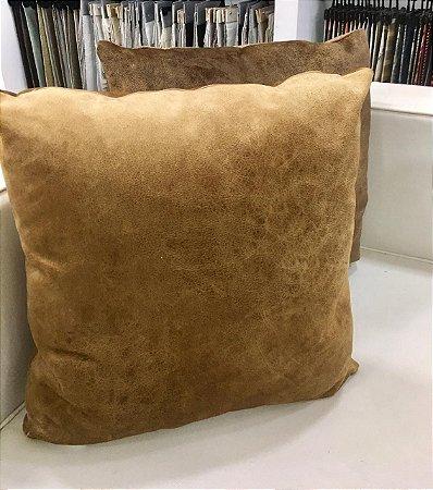 Almofada de Veludo Dourada - 50X50