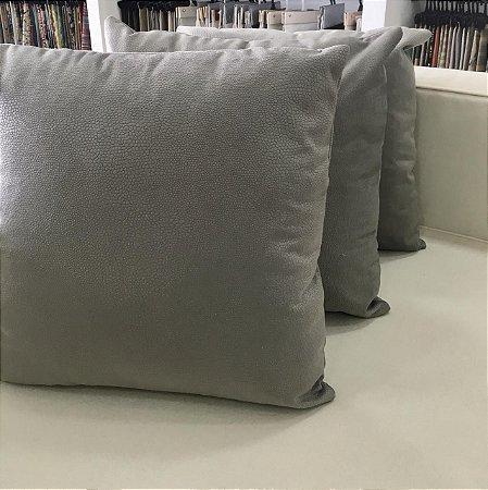 Almofada cinza - 50X50