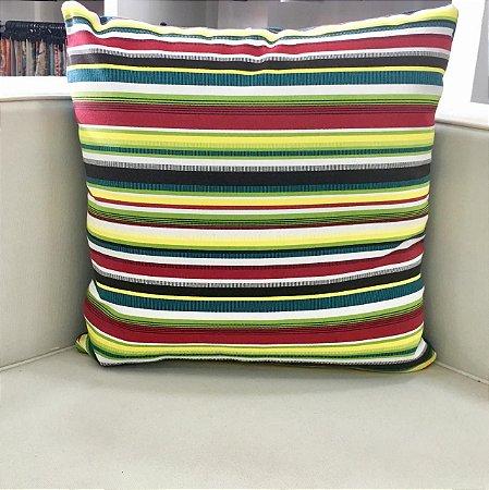 Almofada colorida - 50X50
