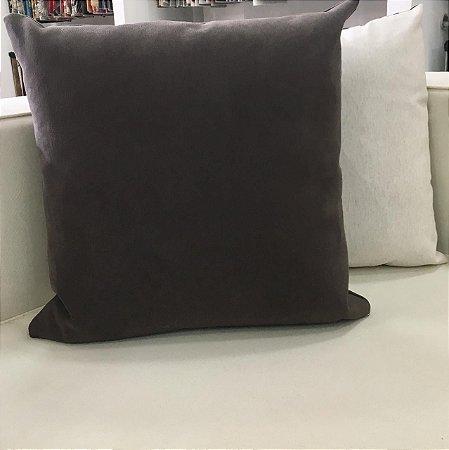 Almofada marrom - 50X50