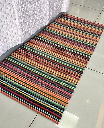 Tapete Decorativo La Casa - Colorido - 2,0m X 3,0m