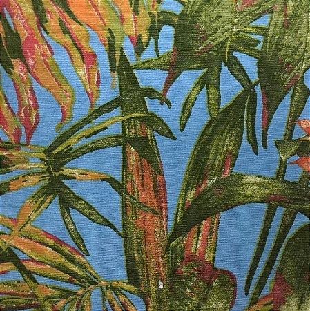 Aquatec Floral Turquesa 082672 - Fiama