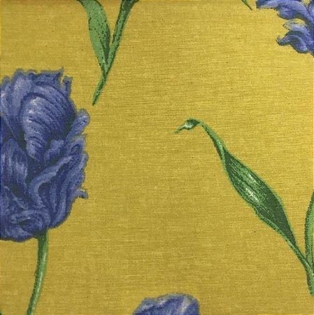 Aquatec Floral Amarelo