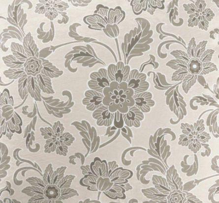 Karsten Decor Marble - Floral Cinza