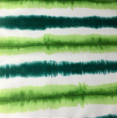 Soleil Digital - Listrado Verde