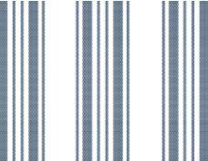 Linho Florata - Cor Listrado Azul 012736