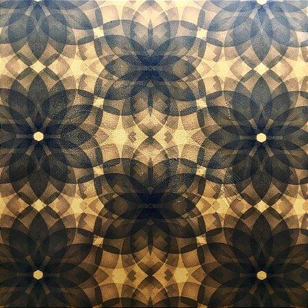 Camurça Veloa Digital 700475 - Psic Amarelo