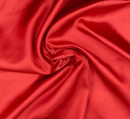 Cetim 3m de largura - 62 Vermelho