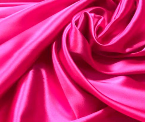 Cetim 3m de largura -  67 Pink