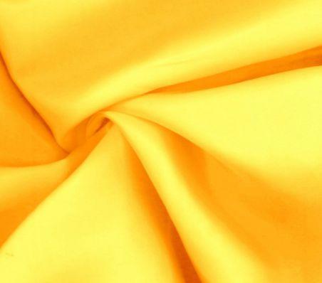 Cetim 3m de largura - 69 Amarelo Bandeira