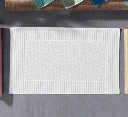 Toalha de Piso Allday Branca - Altenburg - 50cm X 80cm