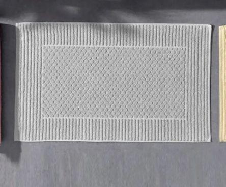 Toalha de Piso Allday Cinza Tamarindo - Altenburg - 50cm X 80cm