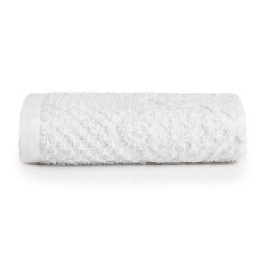 Toalha de Rosto Macrame Branca - Altenburg - 50cm X 80cm