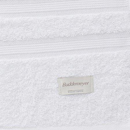 Toalha de Banho Algodão Egípcio Branca - Buddmeyer