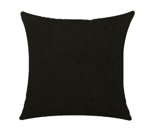 Almofada com Enchimento Veludo Luxor Torck - Marrom - 50X50