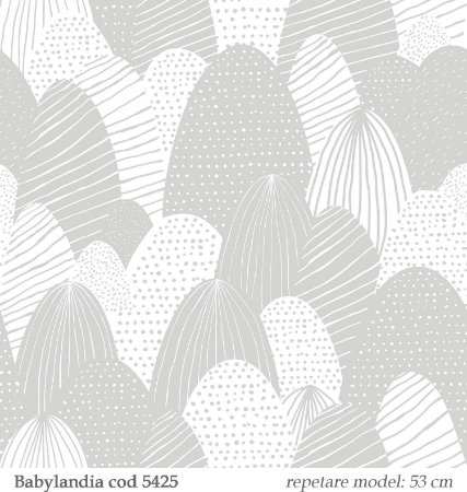 Papel de Parede Boninex - Babylandia REF5425