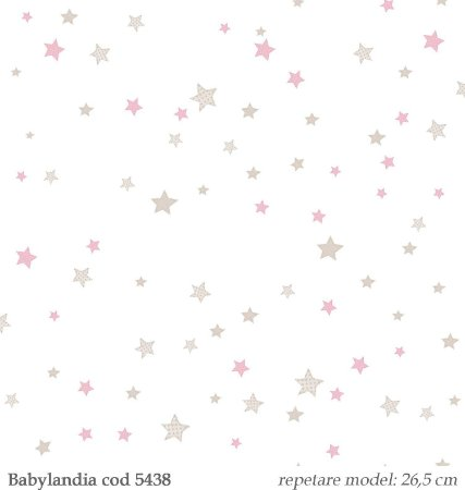 Papel de Parede Boninex - Babylandia REF 5438