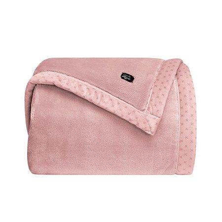 Cobertor Blanket 700 Queen - Rose - Queen