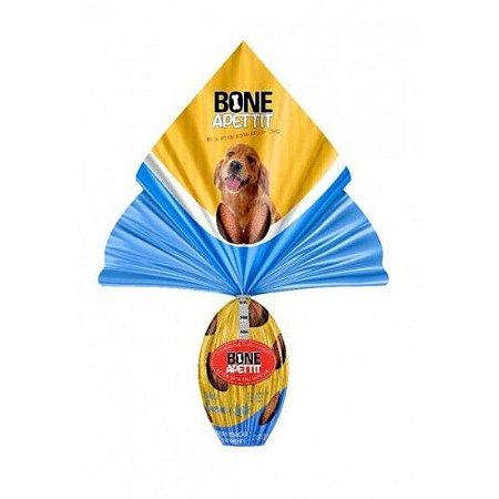 Ovo De Páscoa Para Pet Cachorro Com Surpresinha Bone Apettit 200g Sabor Leite