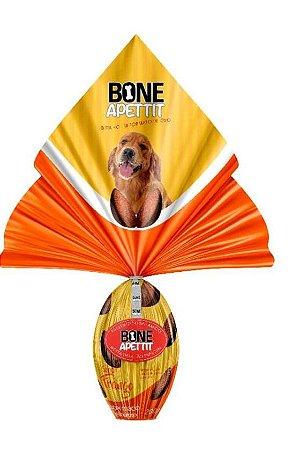 Ovo De Páscoa Para Pet Cachorro Com Surpresinha Bone Apettit 200g Sabor Frango