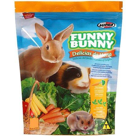 Funny Bunny Ração Delícias da Horta