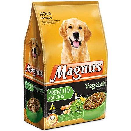 Ração Magnus Vegetais para Cães Adultos 25kg