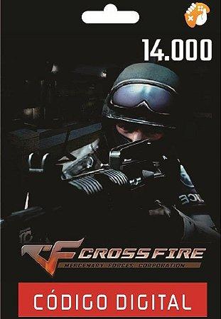 Crossfire - Cash 14.000 ZP