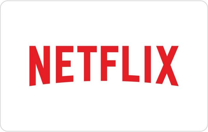 Cartão Netflix Pré-pago R$50