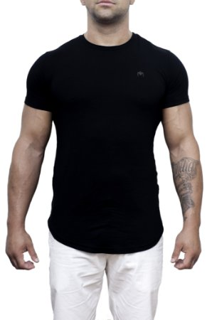 Camiseta Long Basic Viscose MM