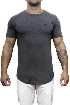 Camiseta Long Basic Viscose MM