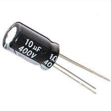 Capacitor Eletrolítico 10uf 400v
