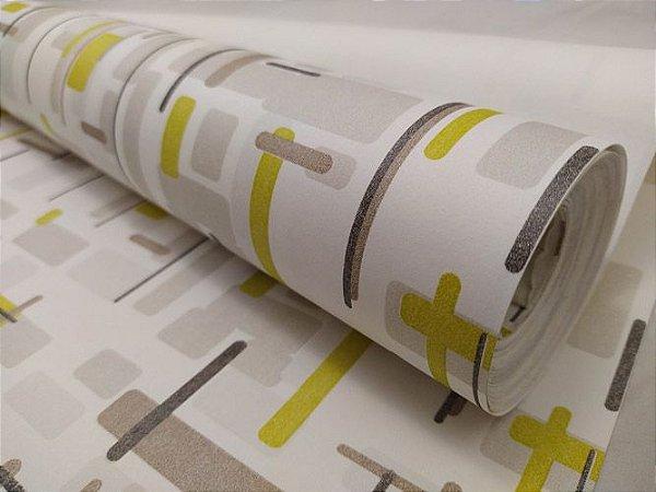 Papel de Parede Abstrato 10 Metros
