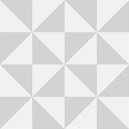 Papel de Parede Vinílico - EPP II - Geométrico - Azul