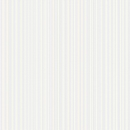 Papel de Parede Vinílico - EPP III - Listrado - creme e cinza
