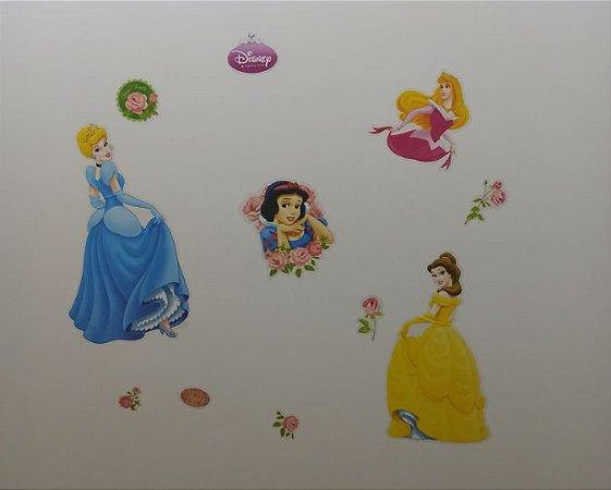 Adesivo Stickers Princesas