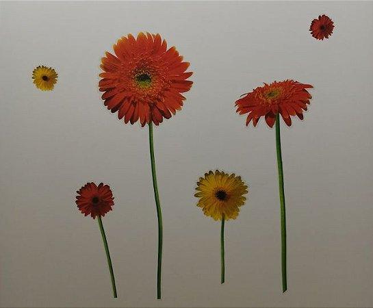 Adesivo Stickers Flores