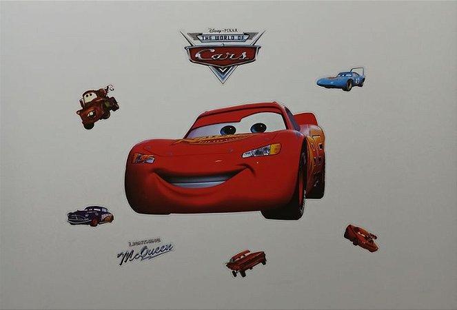 Adesivo Stickers Infantil - Carros