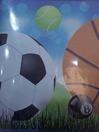 Faixa Adesivo De Parede Infantil Futebol