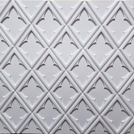 Placa 3D adesiva Veneto - 50 cm x 50 cm - Autoadesiva 3M