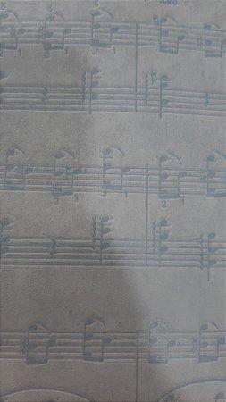 Papel de Parede Notas Musicais