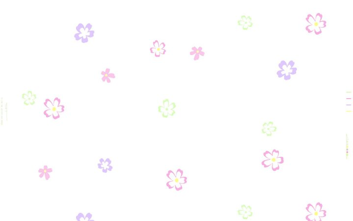 Papel de Parede Dream World Flores / Branco 15 Metros
