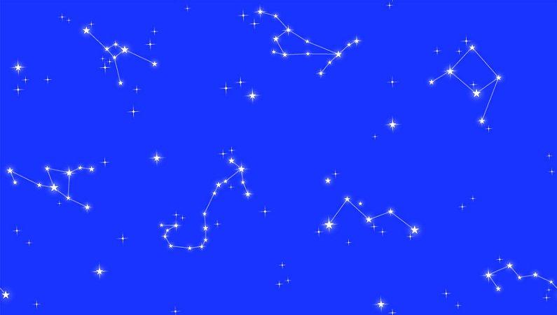 Papel de Parede Dream Word A5036-2 céu e estrelas 1,06 x 15 rendimento de 12 metros